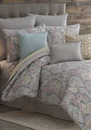 home accents annika reversible comforter collection belk
