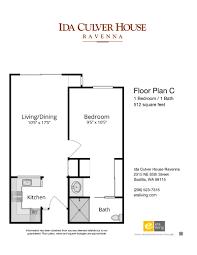 floor plans u0026 features ida culver house ravenna seattle wa