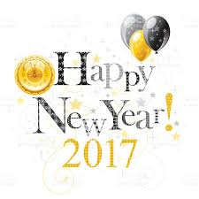 Happy New Year Decoration Vector by Happy New Year 2017 Holiday Banner Stock Vector Art 615619350 Istock