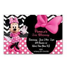 minnie mouse invitation cards printable u2013 orderecigsjuice info
