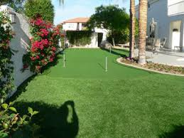 Putting Turf In Backyard Artificial Grass For Putting Greens And Golf In Florida