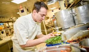 chef de cuisine étoilé edition de remiremont guide michelin les deux restaurants