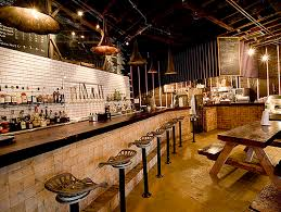 Bbq Restaurant Interior Design Ideas About U2014 Fette Sau