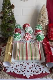 velvet christmas christmas spice velvet cake pops recipe discover