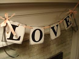 Bridal Shower Decor by Wedding Banner Wedding Decorations Bridal Shower Decor