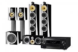 pioneer amplifier home theater pioneer sc lx901 av receiver and bowers u0026 wilkins cm10 s2 speakers