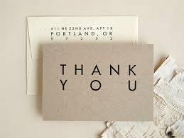 thank you card design thank you cards bulk cheap bridal shower
