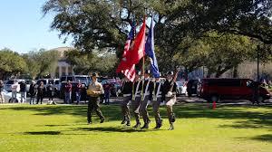 Aggie Flag Texas A U0026m Fish Drill Team Color Guard Tulane National Drill