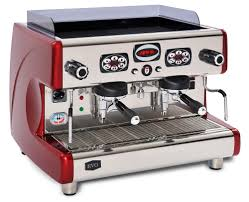 commercial espresso maker italian coffee machine 969 coffee ag evo 2 groups electronic