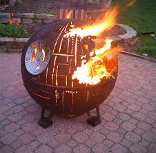 Custom Firepit Custom Built Wars Pit May Turn You To The