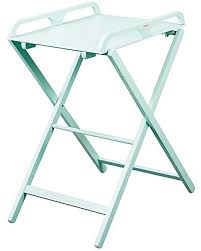 Folding Changing Tables Combelle Jade Foldable Changing Table Beech Wood