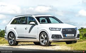 all audi q7 second engine makes cut in all audi q7 range for uk
