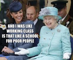 Queen Elizabeth Meme - queen elizabeth ii jubilee england meme kate joke lol middleton