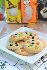Monster Halloween Cookies by Spooky Monster Cookies 50 Candy Giveaway