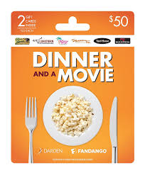 best deals on gift cards darden fangango dinner and a multipack