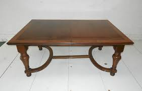 arts and crafts table for antique furniture warehouse antique arts crafts dining table 9ft