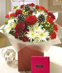 flowers and chocolate tinsel town chocolate gift set the flower bowl florist in