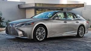 lexus sedan horsepower lexus ls 2018 luxury sedan youcar youtube