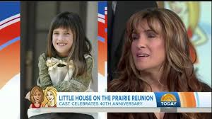 Little House On The Prairie by Little House On The Prairie Today Show Reunion April 30 2014 Youtube