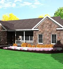 home house plans with porches on floor plans single story