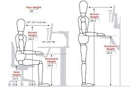 proper height for standing desk proper height for tv latest how to properly hang your artwith blue