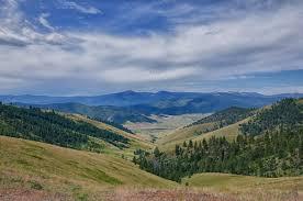 Montana landscapes images Montana hills 2 tau zero jpg