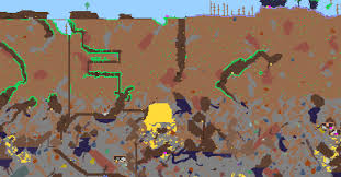 Terraria Map Download Terraria Mining Guide Tips U0026 Strategies For Finding Ore