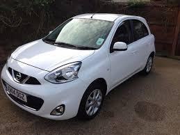 nissan micra bluetooth manual white 5 door 2014 nissan micra acenta 1 2 manual petrol only 2k