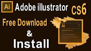 adobe illustrator cs6 download full crack how to download and install adobe illustrator cs6 for free free