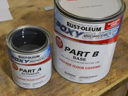 Rustoleum Epoxy Basement Floor Paint by Basement Floor Epoxy Coating Ana White Woodworking Projects