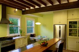 Kitchen Office by Interior Gorgeous Exposed Ceilings And Plenum Air Conditioning