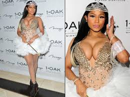 Halloween Costumes Nightclubs Nicki Minaj Photos Stars Halloween 2015 Spookiest