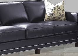 navy blue reclining sofa navy blue leather reclining sofa navy blue leather sofa nail head