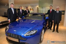Aston Martin Opens First Showroom In Malaysia Wemotor Com