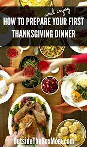 thanksgiving dinner menu with recipes thanksgiving menu