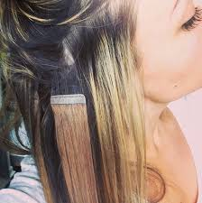 Red Tape Hair Extensions by Glam Seamless Blog Tips U0026 Tricks For Using Hair Extensions