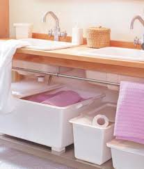 Storage Idea For Small Bathroom by Bathroom Brilliant And Space Saving Bathroom Storage Ideas To