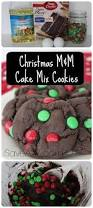 christmas m u0026m cake mix cookies isavea2z com