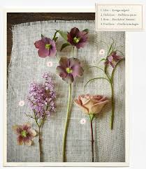 wedding flowers guide wedding flower guide lilac hellebore and blush hued