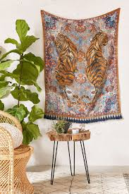 tiger twins tapestry tapestry twins and apartments