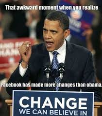 Funny Obama Meme - facebook vs obama inspiration pinterest obama funny memes