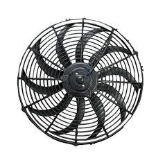 10 inch radiator fan fans fan cf0010sc 10 inch s blade radiator fan