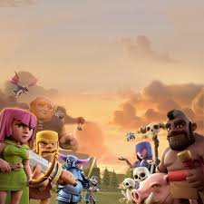 clash of clans wallpaper 23 troops clash of clans