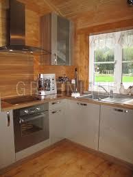cuisine maison bois garage en bois accol maison sleeve anchors for cement boxed eave