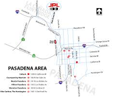 map of ta area directions