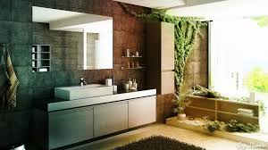 terrific furniture and chic crepeed bathroom plants decor on