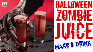 zombie juice how to make halloween zombie juice deliciously