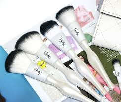 nanshy luxury makeup brush set rebecca coco