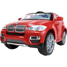 kids electric jeep bmw x6 6 volt electric battery powered ride on toy by huffy