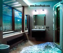 unique bathroom flooring ideas 3d bathroom floor murals designs and self leveling floors